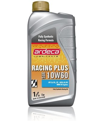 Racing Plus 10W60 *1 liter motorolie