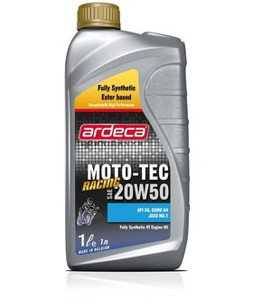 Moto-Tec Racing 20W50