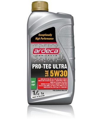Pro-Tec Ultra 5W30 *20 liter motorolie
