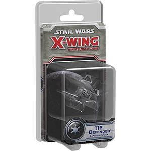 Star Wars X-wing - TIE Defender