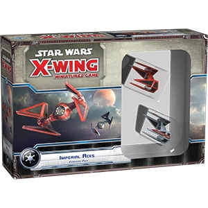 Star Wars X-Wing - Imperial Aces