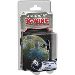 Star Wars X-Wing - Inquisitor's Tie