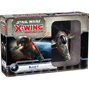 Star Wars X-Wing - Slave 1