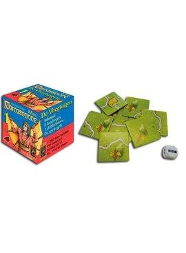 999 Games Carcassonne Mini 1 - De Vliegtuigen