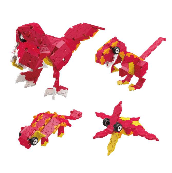 LaQ LaQ Dinosaur World T-rex
