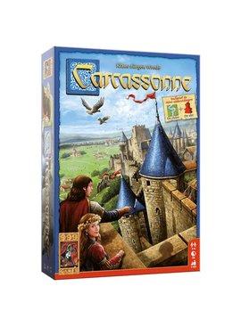 999 Games Carcassonne: Basisspel