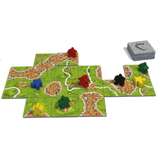 999 Games Carcassonne: Basisspel