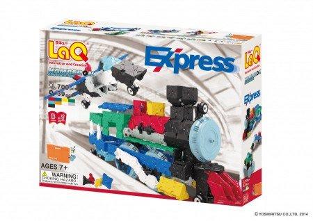 LaQ LaQ Hamacron Constructor Express