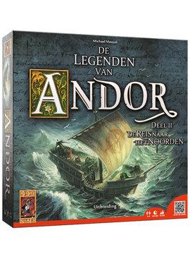 999 Games De Legenden van Andor - De Reis naar het Noorden