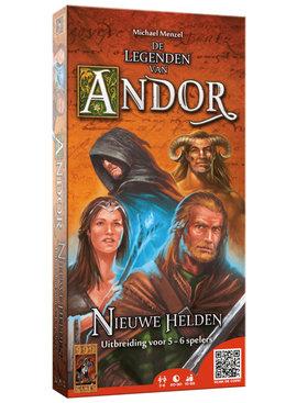 999 Games De Legenden van Andor: Nieuwe Helden