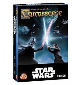 White Goblin Games Carcassonne Starwars