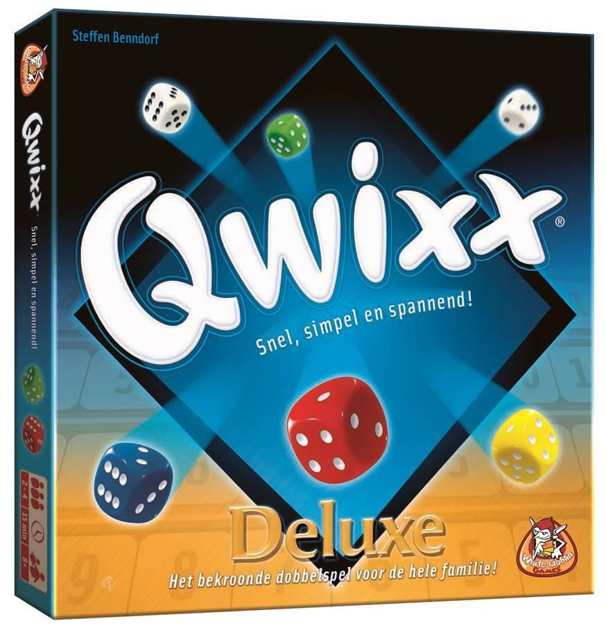 White Goblin Games Qwixx Deluxe