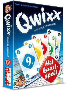 White Goblin Games Qwixx - Het Kaarstpel