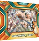 Pokemon Dragonite EX box