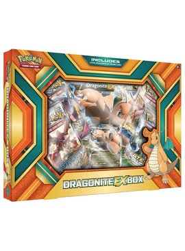 Pokemon Dragonite EX box