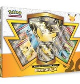 Pokemon 20th anniversary Pikachu EX box