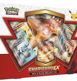 Pokemon 20th anniverse Charizard EX box