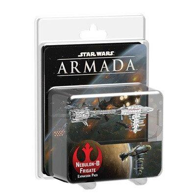 Star Wars Armada Nebulon-B Frigate