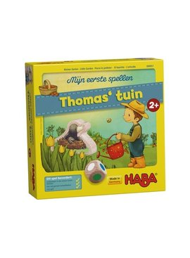 Haba Thomas' tuin - Mijn eerste spellen