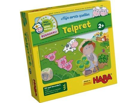 Haba Telpret - Mijn Eerste Spellen