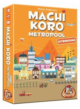 White Goblin Games Machi Koro: Metropool