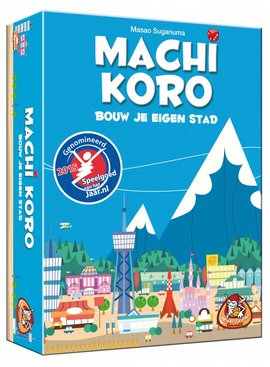 White Goblin Games Machi Koro