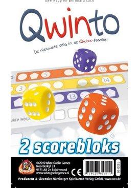 White Goblin Games Qwinto Blocks
