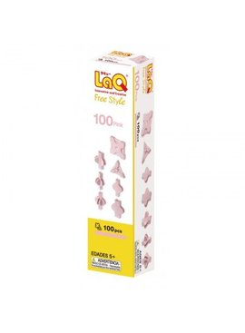 LaQ Free Style Pink (100)