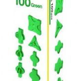 LaQ Free Style Green (100)