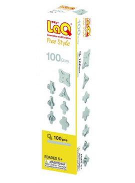 LaQ Free Style Grijs (100)