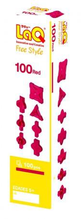 LaQ Free Style Rood (100)