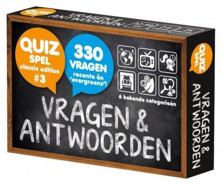 Puzzles & Games Vragen & Antwoorden #3