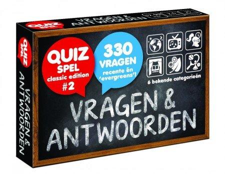 Puzzles & Games Vragen & Antwoorden #2