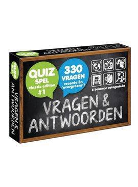 Puzzles & Games Vragen & Antwoorden #1