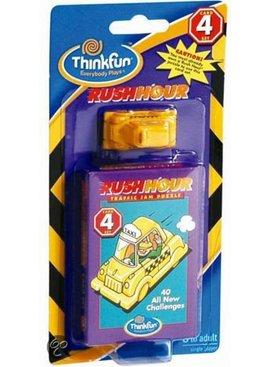 ThinkFun Rush Hour aanvulset 4