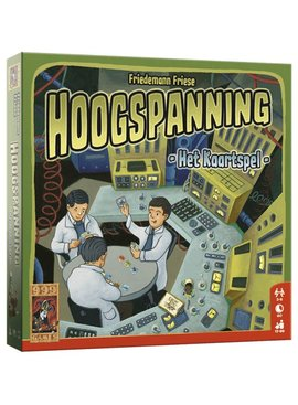 999 Games Hoogspanning: Het kaartspel