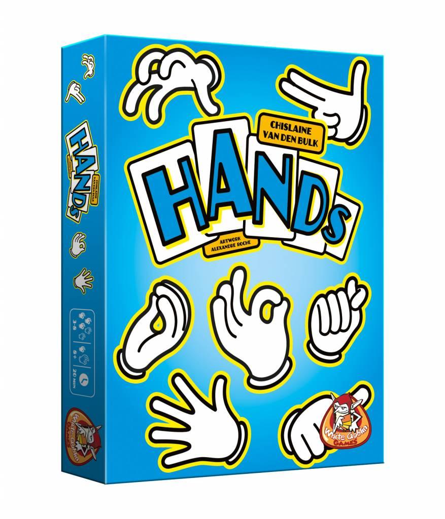 White Goblin Games Hands