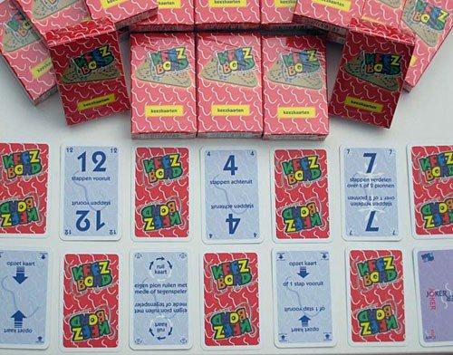 Keezkaarten
