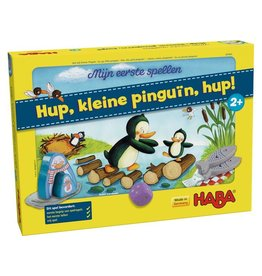 Haba Hup, Kleine pinguin, hup!