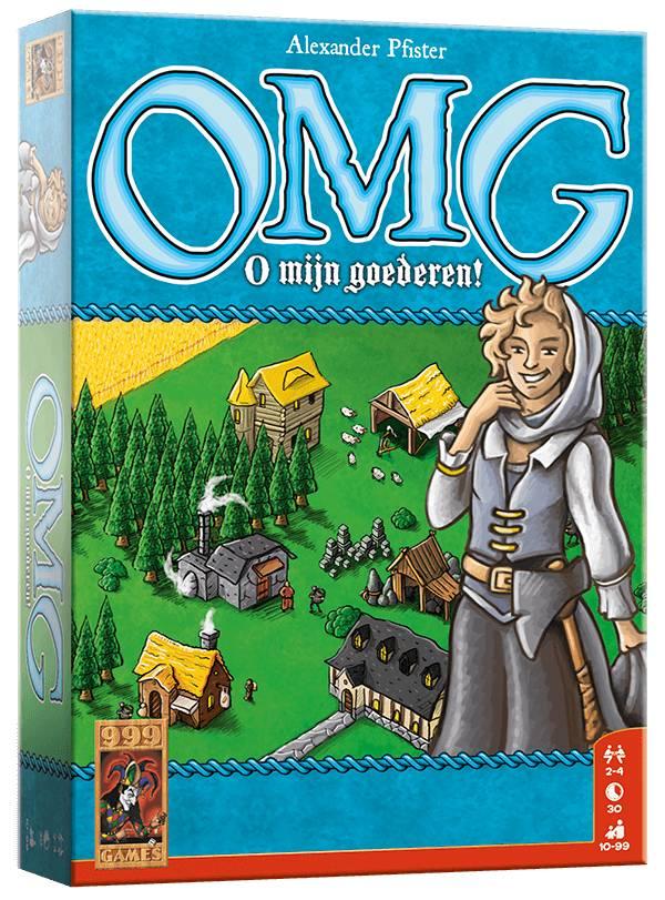 999 Games OMG - O mijn goederen!