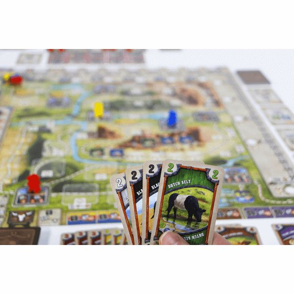 999 Games Great Western Trail