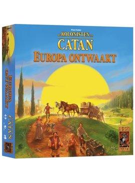 Kolonisten van Catan: Europa Ontwaakt