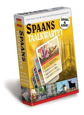 Scala leuker leren Spaans taalkwartet