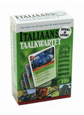 Scala leuker leren Italiaans taalkwartet
