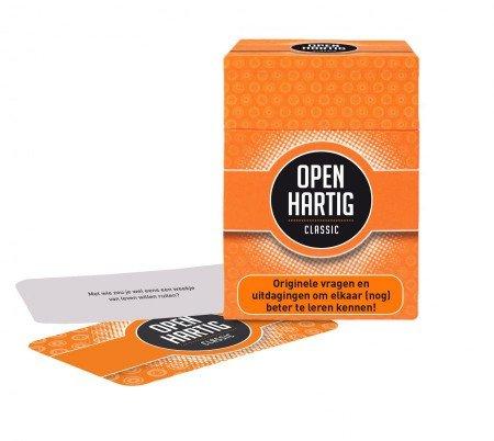Open up! Openhartig Classic