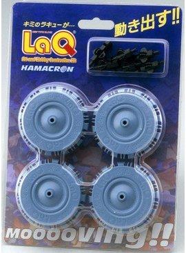 LaQ LaQ Hamacron Parts Kit (wielen & assen)