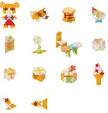 LaQ LaQ Sweet Collection Mini Orange