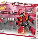 LaQ LaQ Buildup Robot Alex