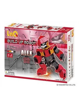 LaQ LaQ Buildup Robot Alex