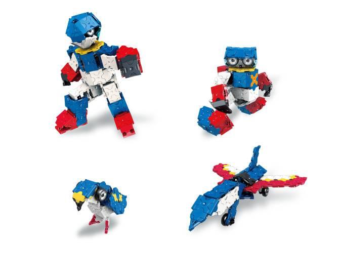 LaQ LaQ Buildup Robot Lapis